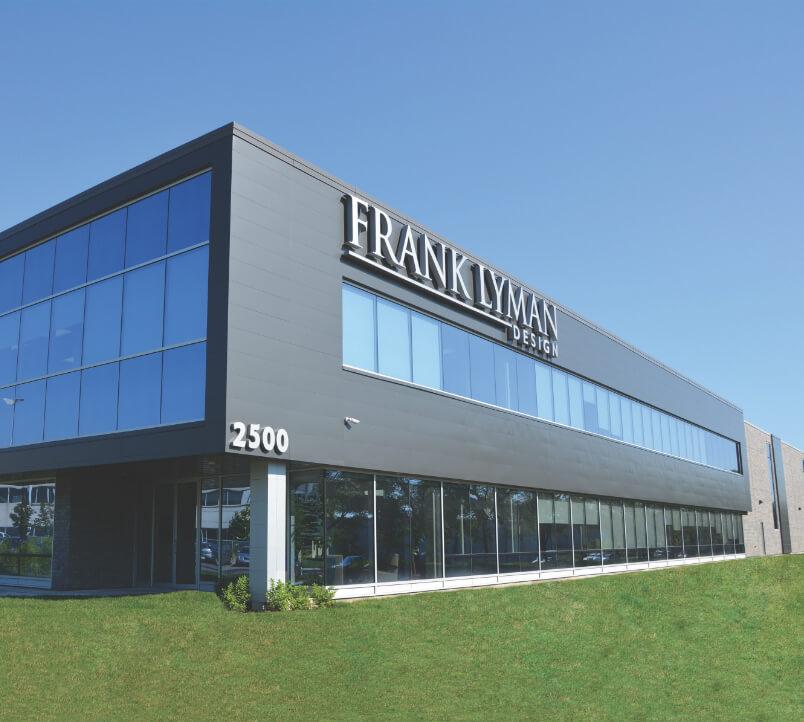 Bâtiment Frank Lyman